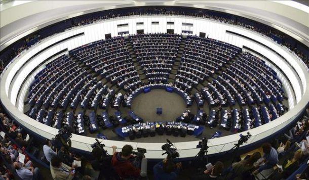 vista general plenario PE